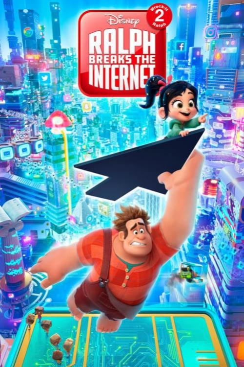 Selling: Ralph Breaks the Internet