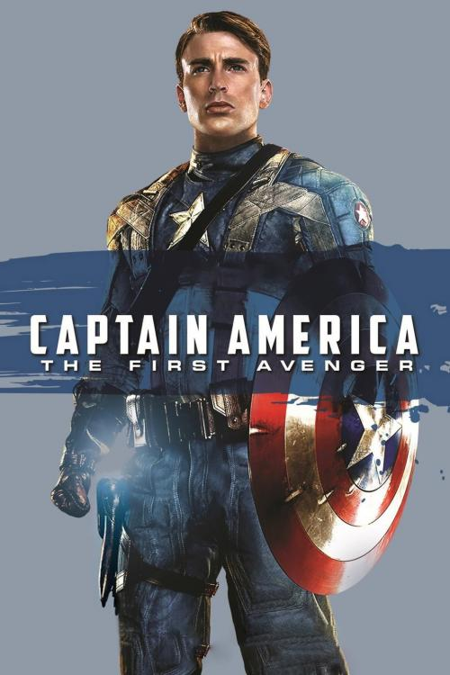 Selling/Trading: Captain America: The First Avenger (Google Play - HD)