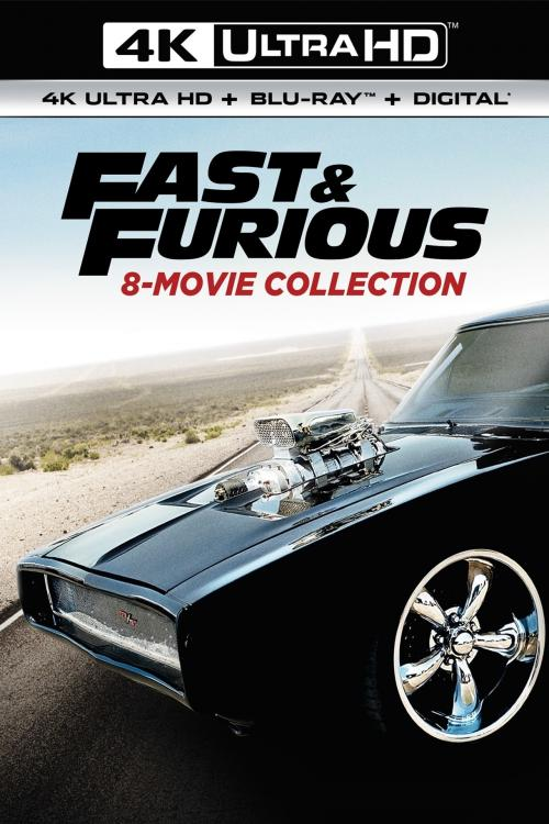 Selling: Fast & Furious 8-Movie Collection 4K MoviesAnywhere