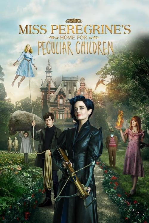 Selling: Miss Peregrine's Home for Peculiar Children