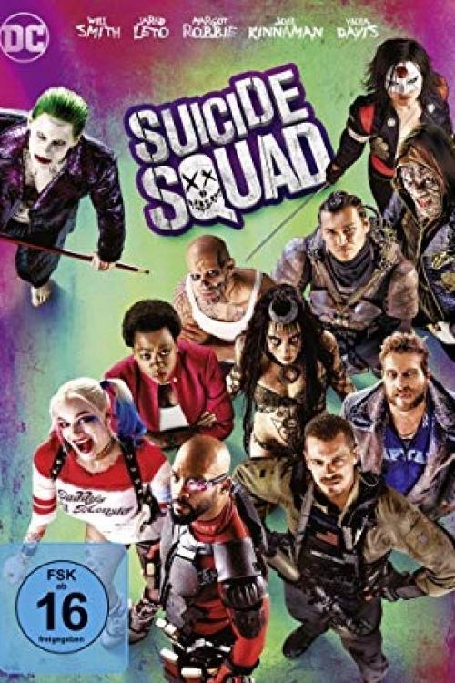 Suicide Squad Vudu HDX