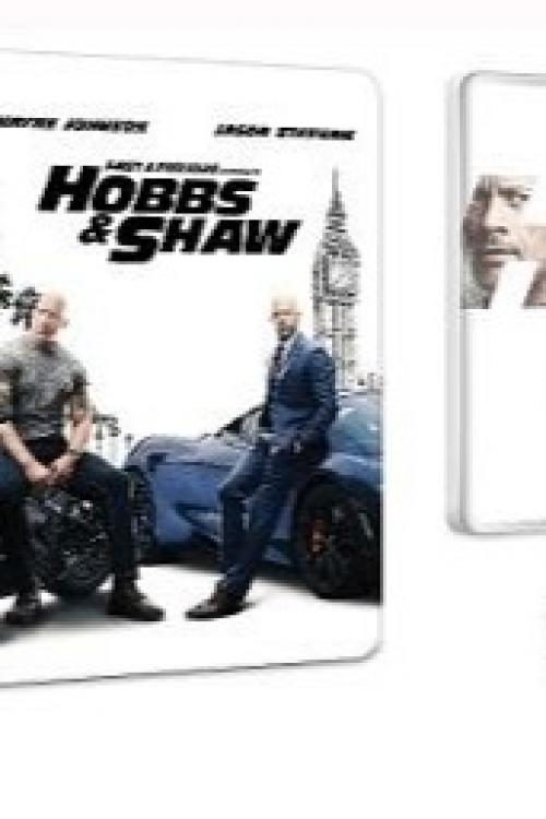Fast and Furious Presents: Hobbs and Shaw 4K HD Digital Code Only – MoviesAnywhere