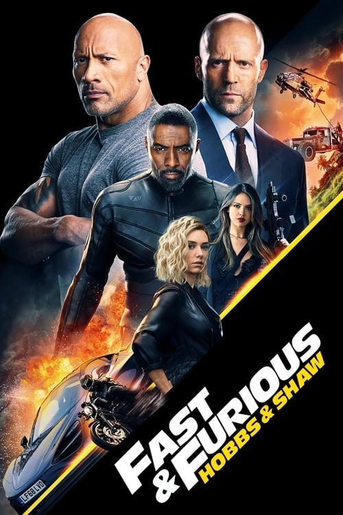 Trading: Fast & Furious Presents: Hobbs & Shaw UHD