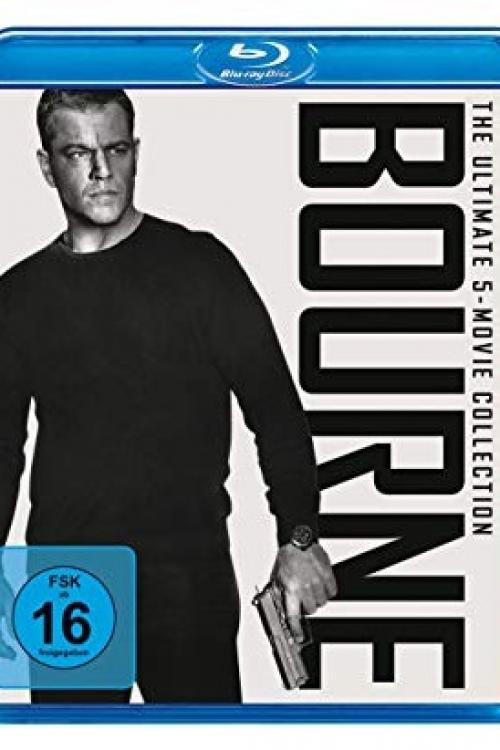 Selling: Bourne The Ultimate 5-Movie Collection