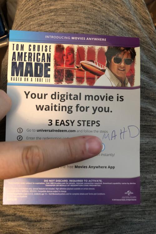 American made HD MA
