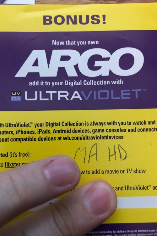 Argo HD MA