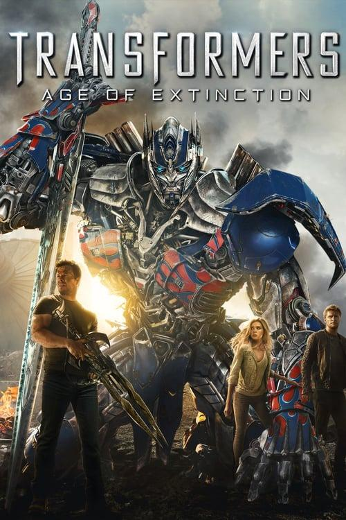 Selling: Transformers: Age of Extinction