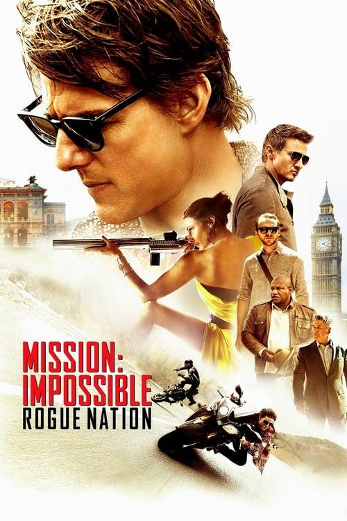 Selling: Mission: Impossible - Rogue Nation