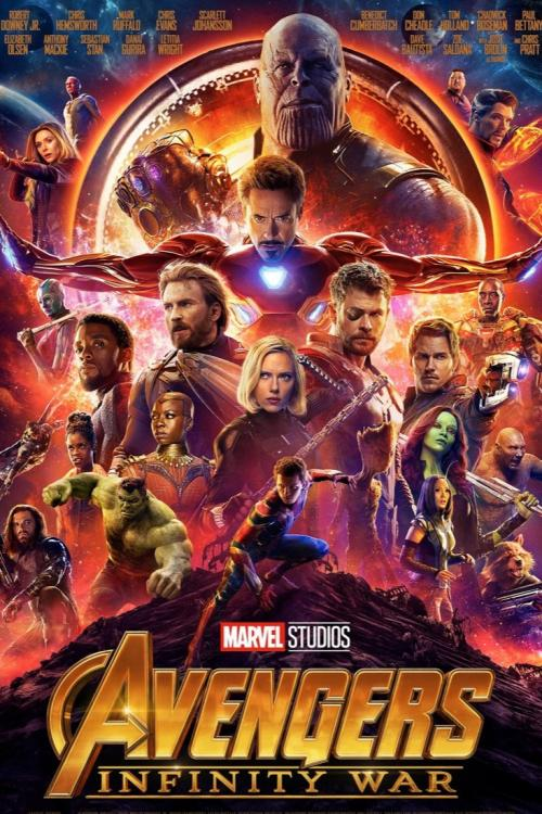 TRADING  --  Marvel's Avengers Infinity Wars (2018) HD / MoviesAnywhere