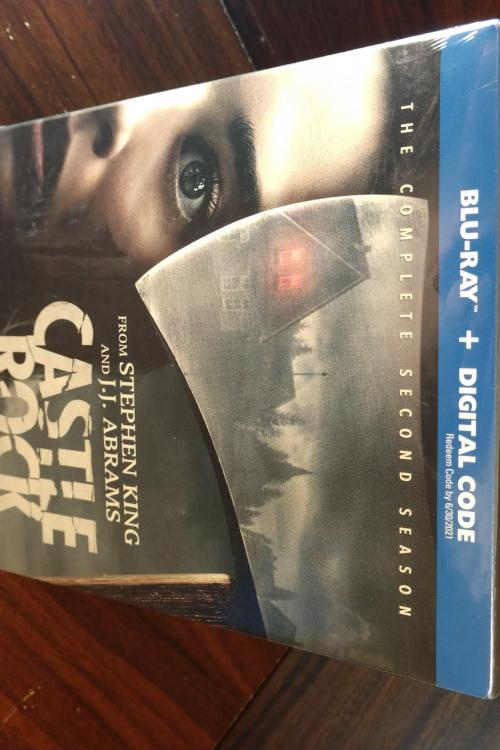 Castle Rock Season 2 HD Digital Code Only – Vudu (Redeems on Warner site)