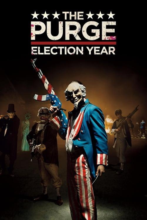 Selling: The Purge: Election Year HD iTunes